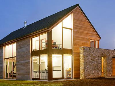 Timber frame construction, a forward-looking and flexible building method
