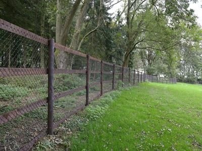 How to install a game fence?