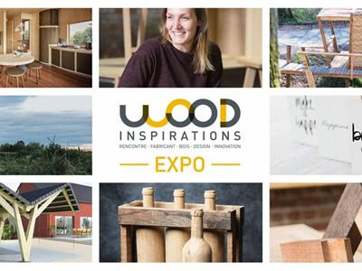 You could find us at Wood Inspirations from September 23th to October 1st!